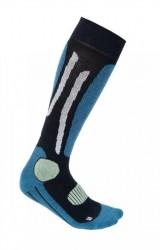 ACLIMA Alpine socks, Alpe/ski sokker blå