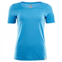 ACLIMA Lightwool T-shirt Round Neck Woman Blithe