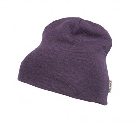 ACLIMA Warmwool Classic Beanie Blackberry Wine