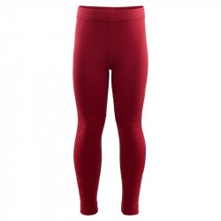 Aclima Warmwool Longs Children - Chilli Pepper