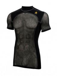 Aclima Woolnet T-Shirt Jet Black L