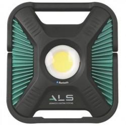 ALS SPX601H Heavy Duty genopladelig LED arbejdslampe med Bluetooth