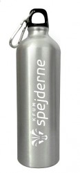 Aluflaske 0,75 KFUM-Spejderne