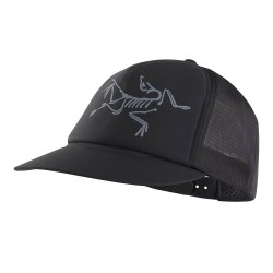 Arcteryx Bird Trucker Hat, ONE SIZE, BLACK