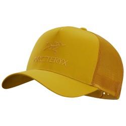 Arcteryx Logo Trucker Hat, ONE SIZE, PIPE DREAM