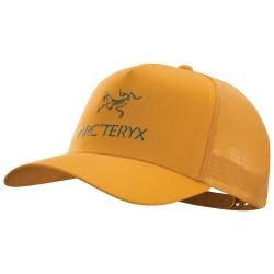 Arcteryx Logo Trucker Hat, ONE SIZE, QUANTUM