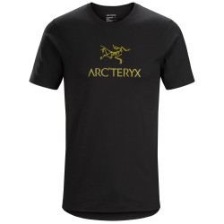 Arcteryx Mens Arcword T-shirt S/S, S, 24K BLACK