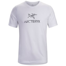 Arcteryx Mens Arcword T-shirt S/S, XL, WHITE