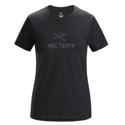 Arcteryx Womens Arc'word T-shirt S/S, S, BLACK