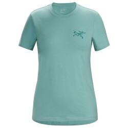 Arcteryx Womens Bird Emblem T-shirt S/S, S, X-PARTICLE