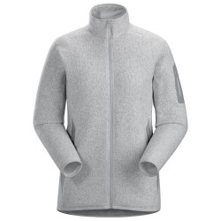 Arcteryx Womens Covert Cardigan, L, ATHENA GREY HEATHER