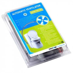 Automatisk ventilator til toilet C250
