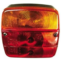 Baglygte (bag- stop- og blinklys)