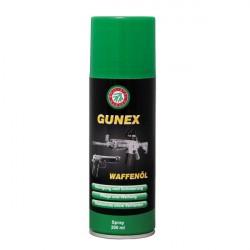 Ballistol Gunex 200ml Våbenoil Spray 222