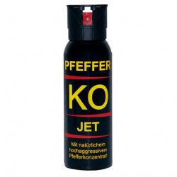 Ballistol Pepper KO Spray Jet, 100 ml