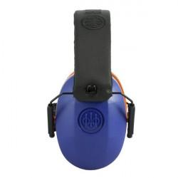 Beretta Gridshell Høreværn Blue Beretta & Orange