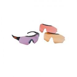 Beretta Puull Skydebriller Med 3 Glas