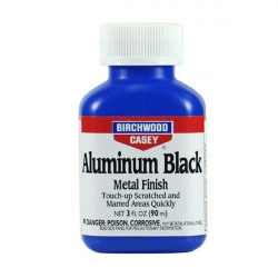 Birchwood Aluminium Black Metal Finsh