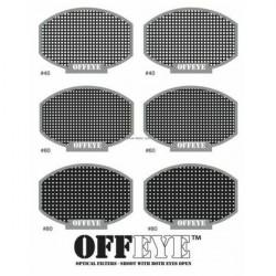 Birchwood Off-Eye Optical Filters 40-60-80