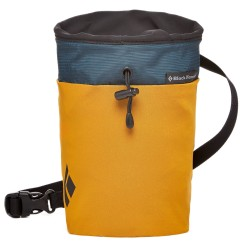 Black Diamond Gym Chalk Bag, M-L, CURRY