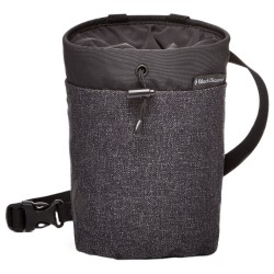 Black Diamond Gym Chalk Bag, M-L, SMOKE