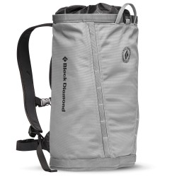 Black Diamond Street Creek 20 Backpack, ONE SIZE, NICKEL