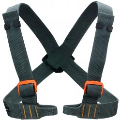 Black Diamond Vario Chest Harness, BLACK