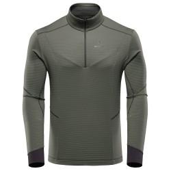 BlackYak Mens Carora L/S Shirt, M, IVY GREEN
