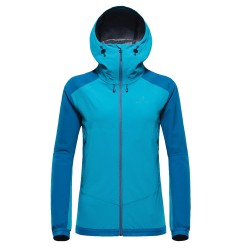 BlackYak Womens Modicana Jacket, S, BLUE CORAL