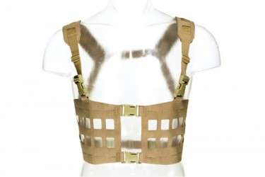 Blue Force Gear SPLITminus Chest Rig Coyote