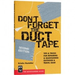 Books Don't Forget the Duct Tape 2nd Edition