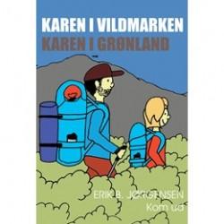 Books Karen i vildmarken - Karen i Grønland