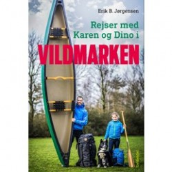 Books Rejser med Karen og Dino i vildmarken