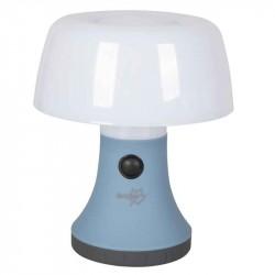 Bordlampe/lampet LED 1 Watt Blå