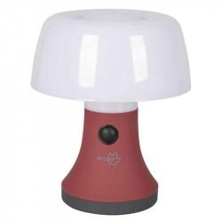 Bordlampe/lampet LED 1 Watt Rød