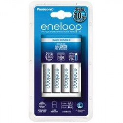 BQ-CC51E-A lader inkl. batterier