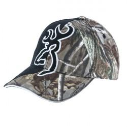 Browning Cap Big Buckmark Black Extra ONE SIZE