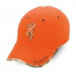 Browning Cap Orange