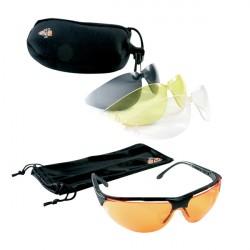 Browning Skydebriller m/5 glas