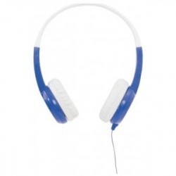 Buddyphone Discover Børnehovedtelefon, Blå - Høretelefon