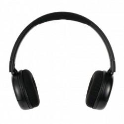 BuddyPhones POP On-Ear Bluetooth Høretelefoner - Sort