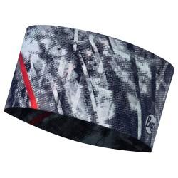 Buff Coolnet UV+ Headband, ONE SIZE, CITY JUNGLE GREY