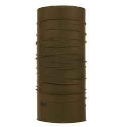 Buff Coolnet UV+ Insectshield, ONE SIZE, SOLID MILITARY