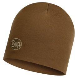 Buff Heavyweight Merino Wool Hat Regular, ONE SIZE, SOLID TUNDRA KHAKI