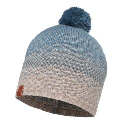 Buff Knittet Hat Mawi, ONE SIZE, STONE BLUE