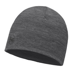 Buff Lightweight Merino Wool Hat, ONE SIZE, SOLID GREY