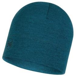 Buff Midweight Merino Wool Hat, ONE SIZE, OCEAN MELANGE
