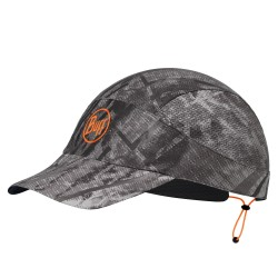 Buff Pack Run Cap, ONE SIZE, R-CITY JUNGLE GREY