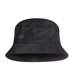 Buff Trek Bucket Hat, S/M, RINMANN BLACK