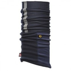 Buff Windproof Navy Reflective